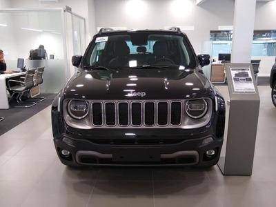 Jeep Renegade 1.8 16v Flex Limited 4p Aut 19/20