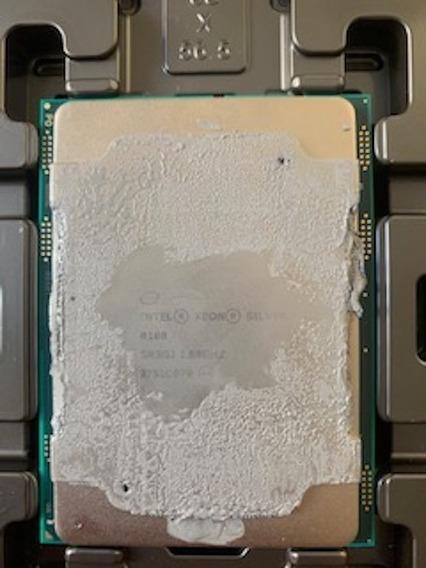 Intel Processador Xeon 8-core Silver 4108 1.8ghz 11mb