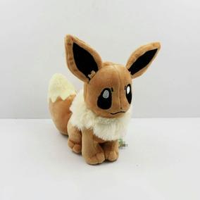 Eevee Pokémon Pelucia Etiqueta Boneco Pelúcia Alta Qualidade