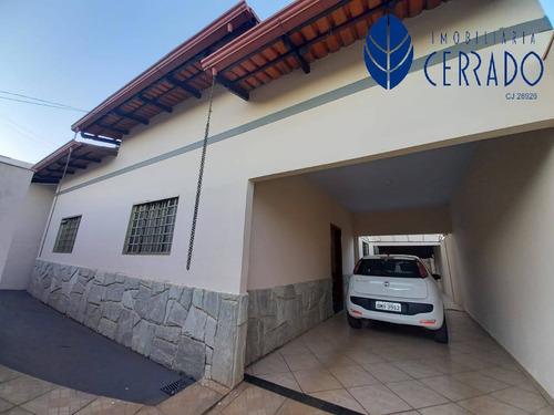 Imagem 1 de 11 de Casa A Venda No Bairro São Carlos Ii Etapa - Ca4232302