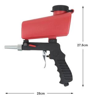Pistola Jato De Areia Jateamento Sandblasting Envio Rápido