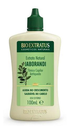 Imagem 1 de 1 de Bio Extratus Jaborandi Extrato Antiqueda Loção 100ml