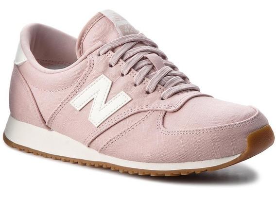 Nacional El cielo Nathaniel Ward  New Balance Mujer Rosa Viejo | MercadoLibre.com.ar