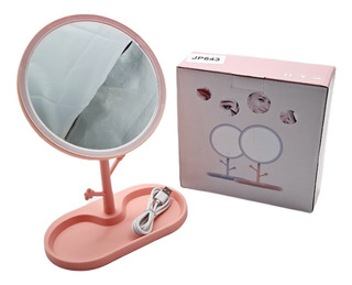 Espejo Luz Aro 3 Tipo Luz Toque B - Unidad a $39999