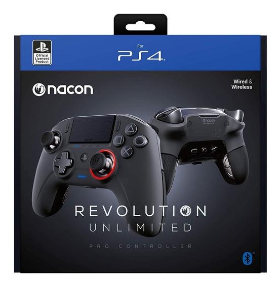 Control Nacon Esports Revolution Unlimited Pro Para Ps4 Y Pc