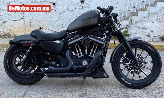 Harley Davidson Sportster Iron 2011 Envio Gra Demotos.com.mx