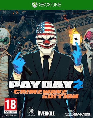 Payday2: Crimewave Edition, Xbox One Digital