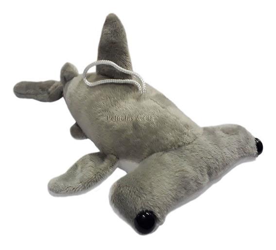Pelúcia Tubarão Martelo P - Animais Marinho Predodor