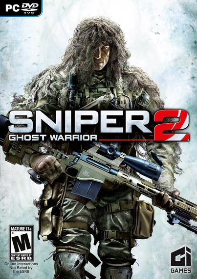 Sniper Ghost Warrior 2 Pc - Steam Key (envio Rápido)