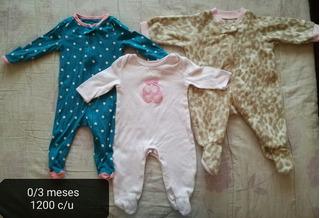 Pijamas 0-3 Meses