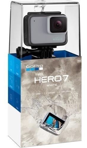 Gopro Hero 7 White - Envio Imediato - Nota Fiscal