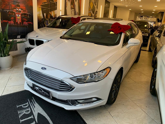 Ford Fusion 2.0 Sel 2018