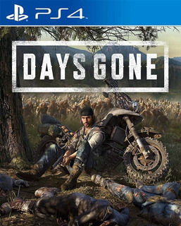 Days Gone Ps4 Juego Físico Game Warrior