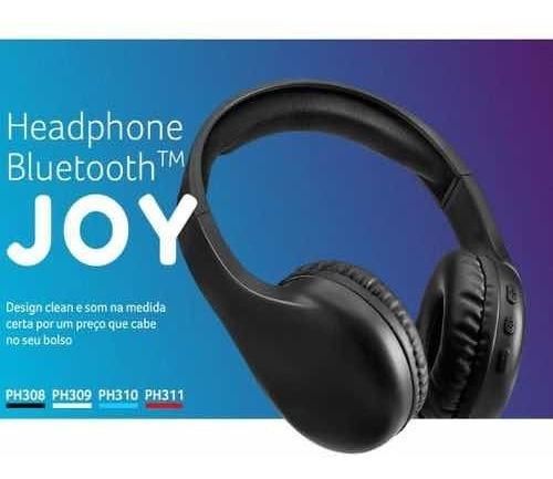 Fone Ouvido Joy Multilaser Bluetooth 5.0 Ph308 Preto