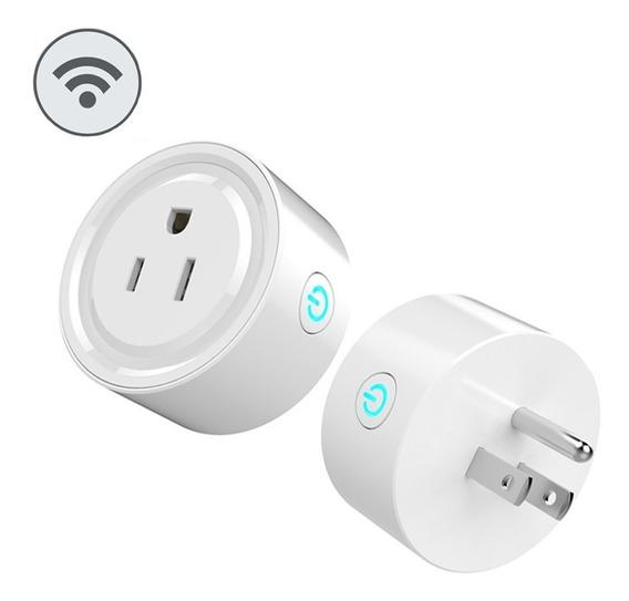 Smart Plug Enchufe Inteligente Wifi Automatización Casa Ofic