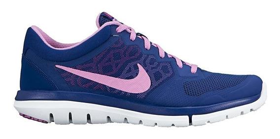 Tenis Nike Flex Roxo/lilas Original- Envio Imediato