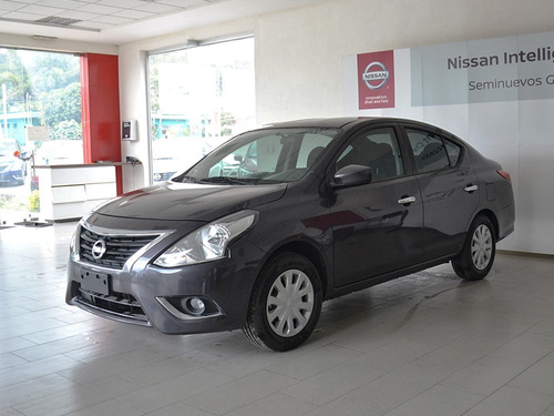Nissan Versa Advance Tm 2019
