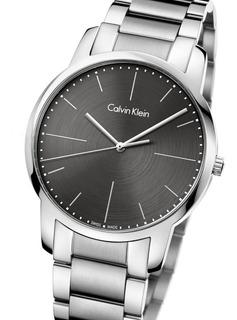 Reloj Calvin Klein K2g2g1z3 100% Acero Inoxidable Suizo Watch Fan Locales Palermo Y Saavedra