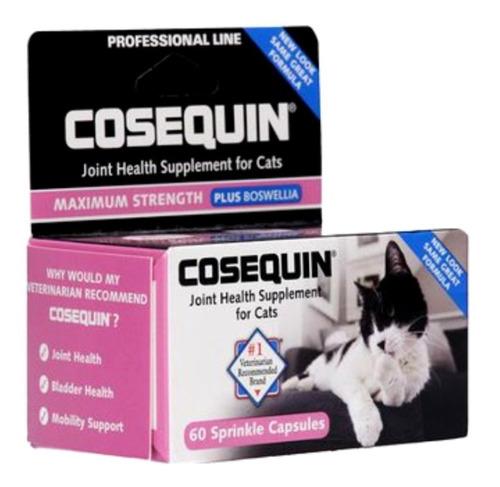Cosequin Suplemento Para Gato Con Plus Boswellia