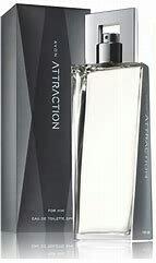 Perfume Attraction For Him Deo Parfum Masculino 75ml Avon