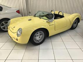 Porsche Spyder 550 Chamonix 1955