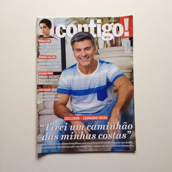 Revista Contigo 2156 Leandro Vieira Maria Flor Suzana Pires