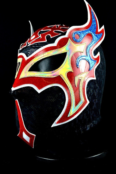Myzteziz 19 Mascara Lycra Semiprofesional Lucha Libre