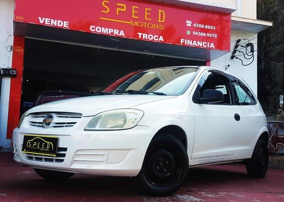 Chevrolet - Celta 1.0 Life - 2008 - Aceito Troca - Financio