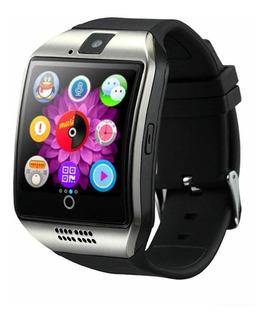 Q18 Reloj De Pulsera Inteligente Bluetooth Inalámbrico Gsm P