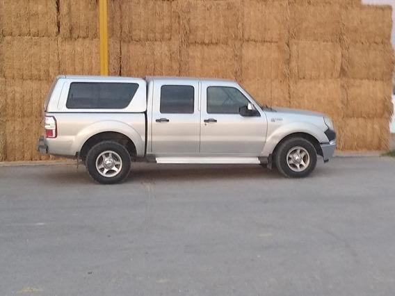 Ford Ranger 2012 Pickup Xlt L4 Crew Cab 5vel Aa Mt