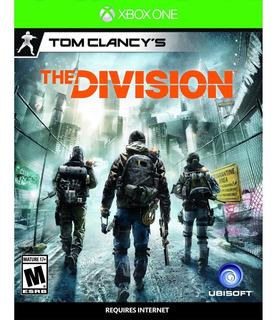 Juego The Division Xbox One - Fisico - Usado