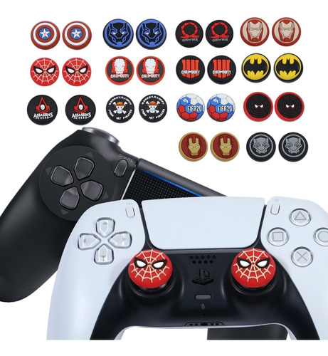 Gomas Control Ps5 Ps4 Xbox One Series X Protector Gamer