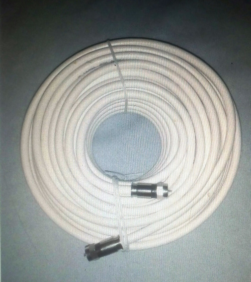 Cable Coaxial Rg-59 15 Mts Directv Cctv Tv Inter