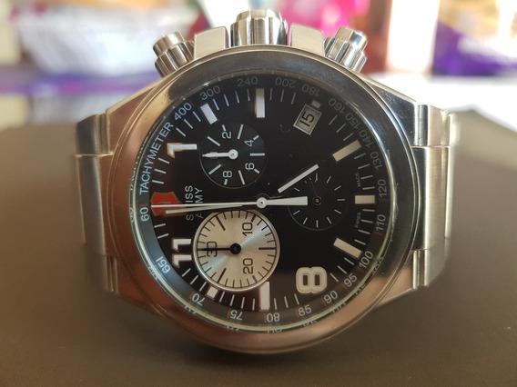 Victorinox Swiss Army Convoy Chronograph Reloj Original 100%