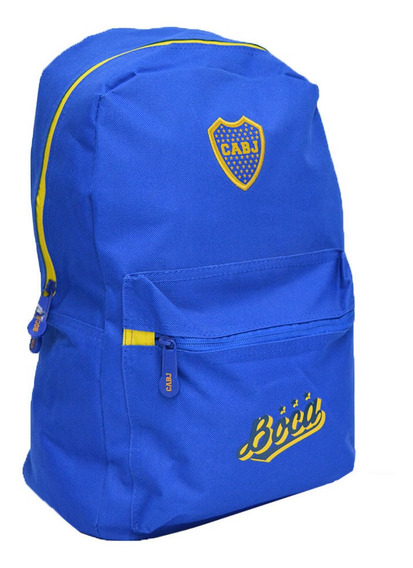 Mochila Solci Boca Juniors 0107