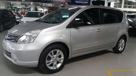 Nissan Livina 1.8 S 16v Flex 4p Automático 2013/2013