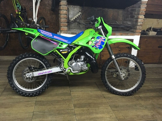 Kawasaki Kdx 125r