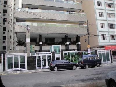 Apartamento Completo Em São Vicente Ótima Localização