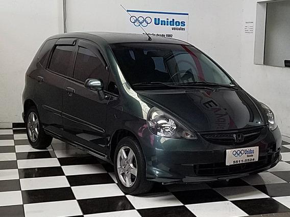 Honda Fit 1.4 Lx Flex 2008 - Aceitamos Trocas E Financiamos