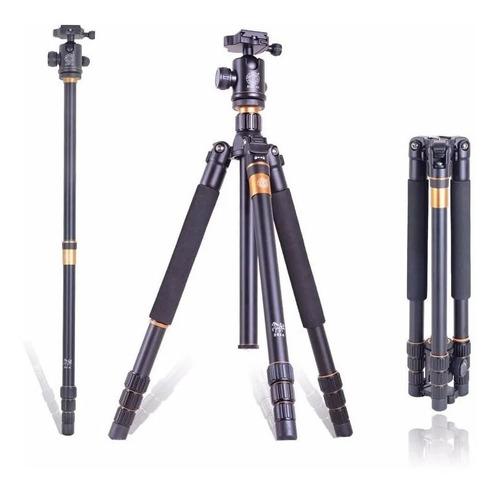 Trípode Monopode Profesional Q999 Para Nikon Canon Sony