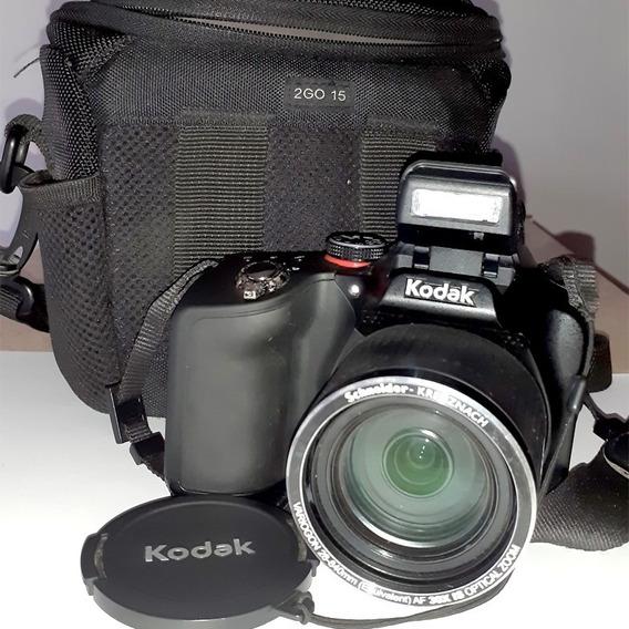 Camara Kodak Easyshare Max Z990 Semi Profesional