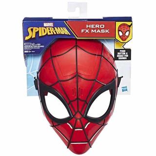 Spider-man Mascara De Brinquedo Eletrônica Ref E0619