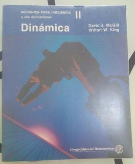 Mecanica Para Ingenieria Y Sus Aplicaciones Dinamica Libro