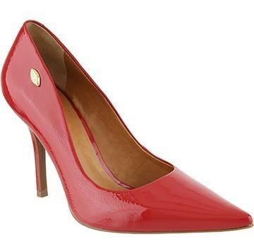 Sapato Scarpin Luz Da Lua Salto Fino S61210