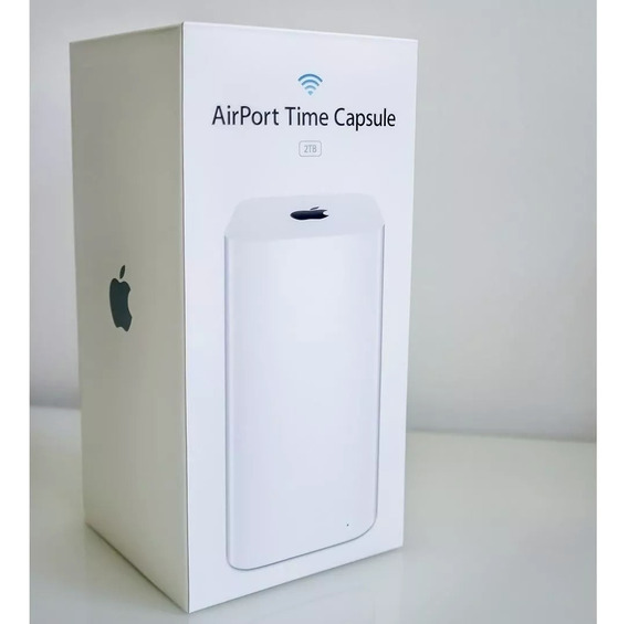 Airport Time Capsule 2tb 177bz/a + Nota Fiscal