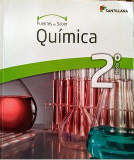 Quimica 2 Medio, Puente Del Saber Editorial Santillana