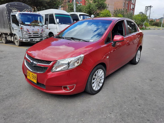 Se Vende O Se Permuta Chevrolet Sail Ltz 2018