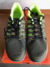 f6f88650601 Tenis Nike Free 5.0 Masculino Verde Limao - Calçados