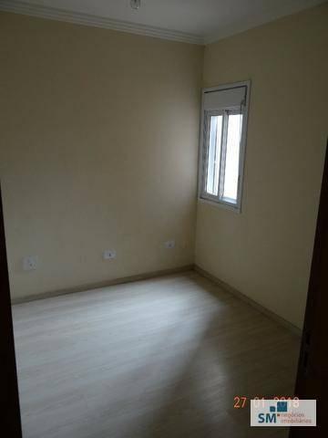 Apartamento Residencial À Venda, Vila Bastos, Santo André. - Ap1237