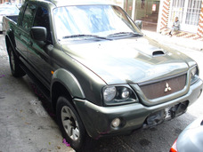 Mitsubishi L200 Automatica Diesel Turbo 4x4,reduzida,bloquei